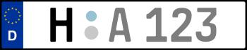 Kennzeichen H