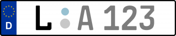 Kennzeichen L