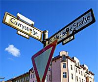 Straßenverzeichnis Deutschland