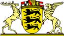 Baden-Württemberg Wappen: Bundesland Baden-Württemberg