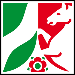 Nordrhein-Westfalen, Nordrhein-Westfalen-Zeichen