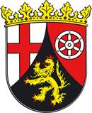Rheinland-Pfalz, Wappen von Rheinland-Pfalz