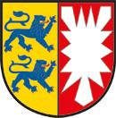 Schleswig-Holstein Wappen: Bundesland Schleswig-Holstein
