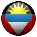 Flagge von Antigua und Barbuda bzw. Antigua