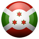 Flagge von Burundi