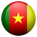 Flagge von Kamerun bzw. Cameroon
