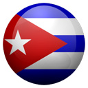 Flagge von Kuba bzw. Cuba