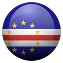 Flagge von Kap Verde bzw. Cape Verde