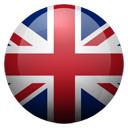 Flagge von Vereinigtes Königreich bzw. United Kingdom