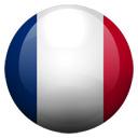 Flagge von Französisch-Guayana bzw. French Guiana