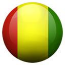 Flagge von Guinea bzw. Guinea-Republic