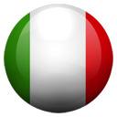 Flagge von Italien bzw. Italy