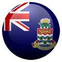 Flagge von Kaimaninseln bzw. Cayman Islands