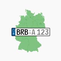 Kennzeichen BRB: Brandenburg an der Havel