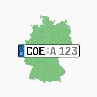 Kennzeichen COE: Ascheberg
