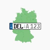 Kennzeichen DEL: Delmenhorst