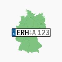 Kennzeichen ERH: Großenseebach