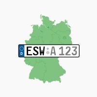 Kennzeichen ESW: Hessisch Lichtenau