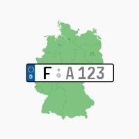 Kennzeichen F: Frankfurt am Main