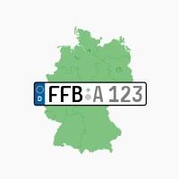 Kennzeichen FFB: Jesenwang