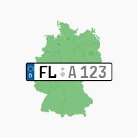 Kennzeichen FL: Flensburg