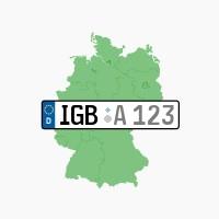 Kennzeichen IGB: Sankt Ingbert