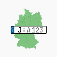 Kennzeichen J: Jena