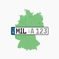 Kennzeichen MIL: Eschau