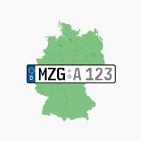 Kennzeichen MZG: Losheim am See