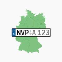 Kennzeichen NVP: Steinhagen