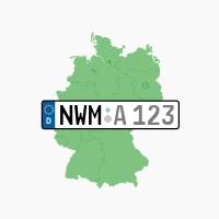 Kennzeichen NWM: Warnow
