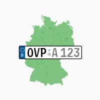 Kennzeichen OVP: Zirchow