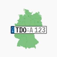 Kennzeichen TDO: Rackwitz
