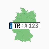 Kennzeichen TR: Trier