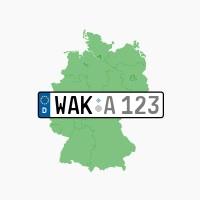 Kennzeichen WAK: Hörselberg