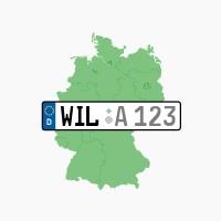 Kennzeichen WIL: Flußbach