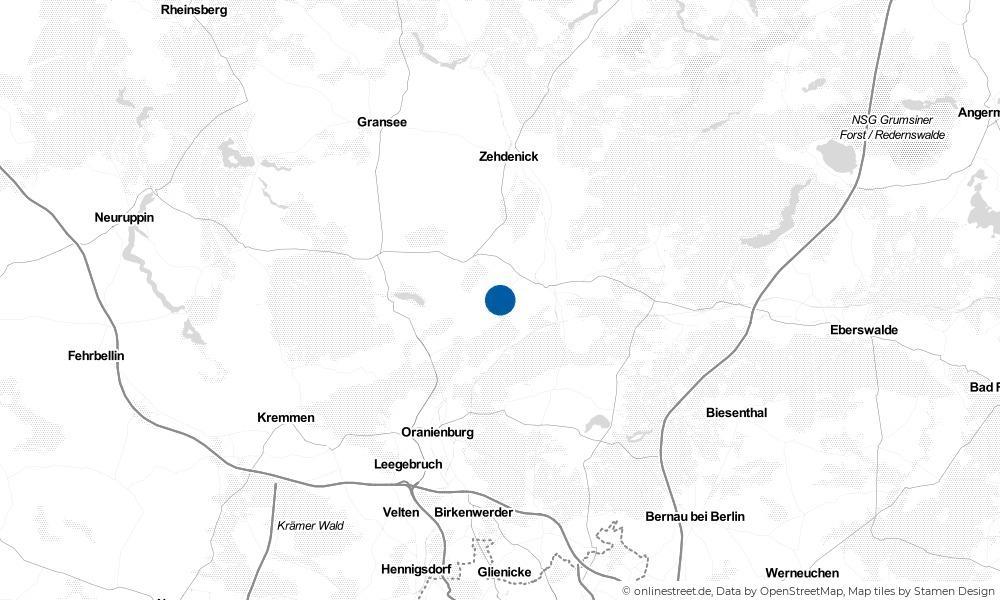 Karte: Wo liegt Neuholland?