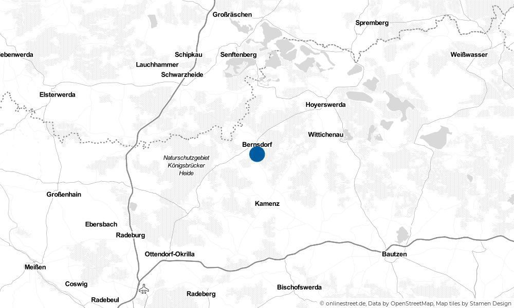 Karte: Wo liegt Straßgräbchen?