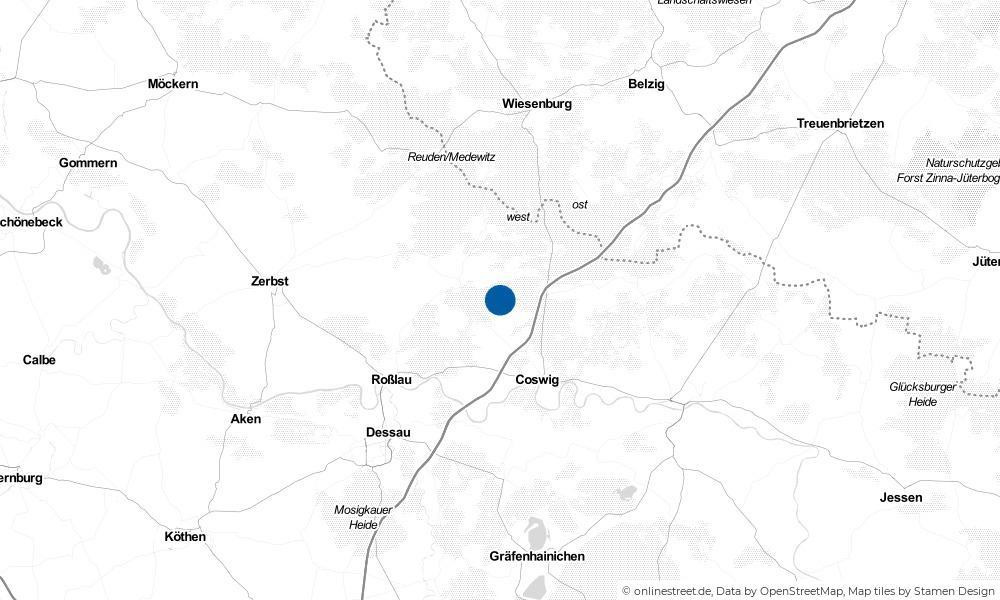 Karte: Wo liegt Buko?