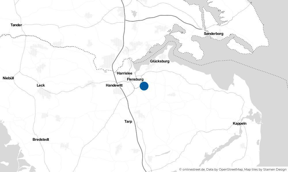 Karte: Wo liegt Tastrup?