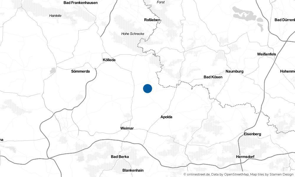 Karte: Wo liegt Niederreißen?