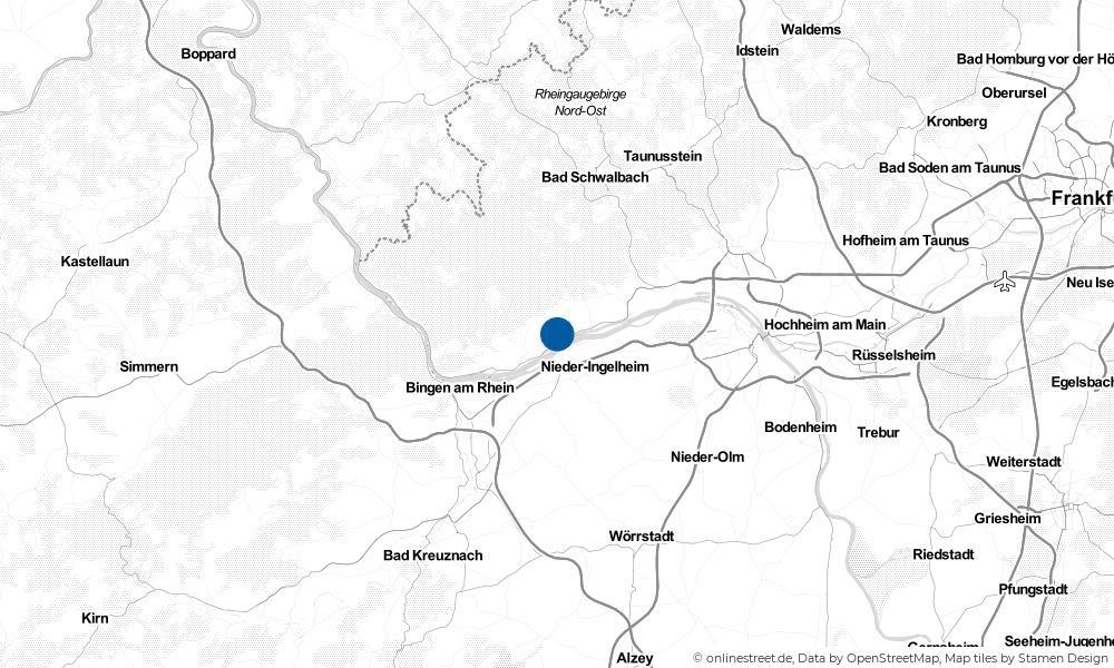 Karte: Wo liegt Oestrich-Winkel?