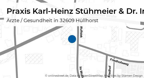 Praxis Karl Heinz Stuhmeier Dr Ingrid Meyer Hausarzt Im Wulfsiek In Hullhorst Schnathorst Arzte