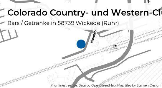 Colorado Country Und Western Club Hauptstrasse In Wickede Ruhr Wickede Bars Getranke