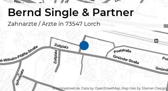 Zahnärzte Bernd Single & Partner - Gmünder Straße 1 in 73547 Lorch - Öffnungszeiten und Angebote