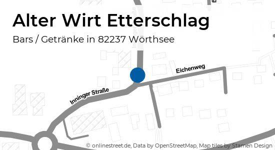 Alter Wirt Etterschlag Inninger Strasse In Worthsee Etterschlag Bars Getranke