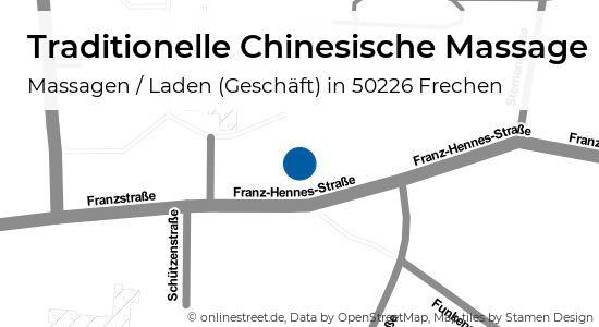 Aachen chinesische massage Chinesische traditionelle