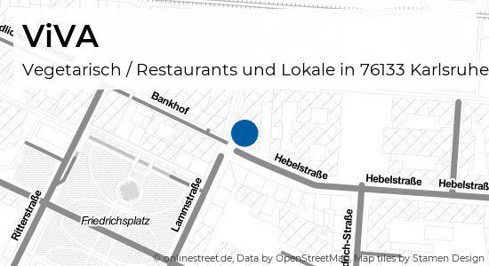 Lokale Karlsruhe