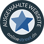 KreativWerk im Verzeichnis ausgewählter Webseiten onlinestreet.de