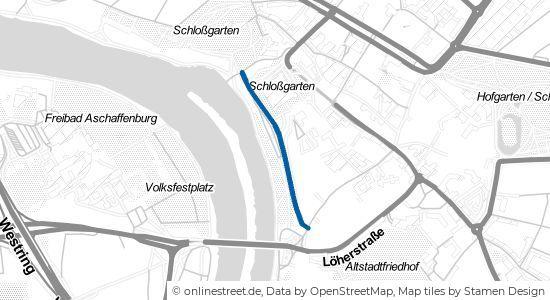 Suicardusstrasse In 63739 Aschaffenburg Innenstadt Bayern